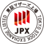 JPX 東証マザーズ上場